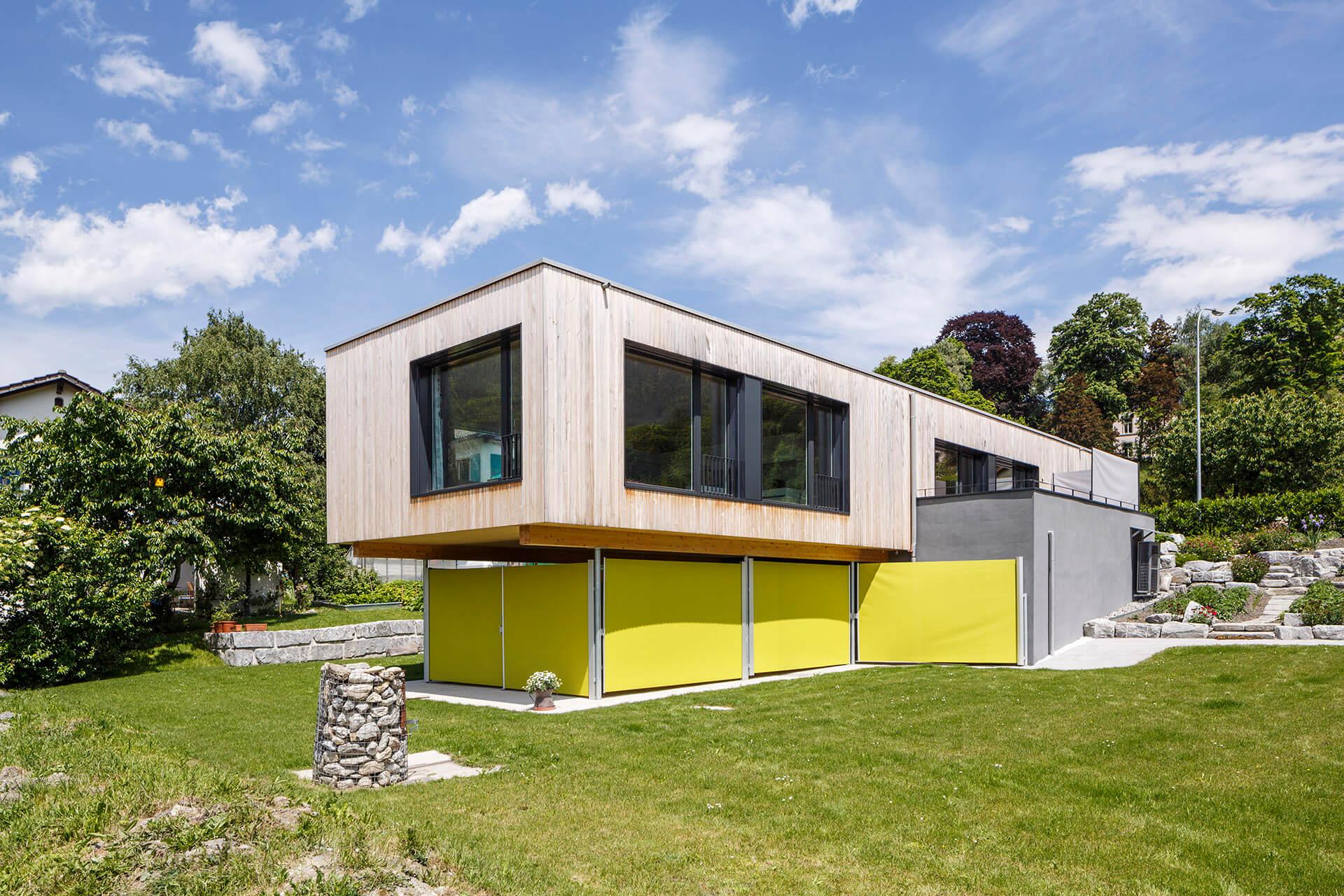 Ombra Der Clevere Windschutz Und Sichtschutz Fur Ihr Zuhause